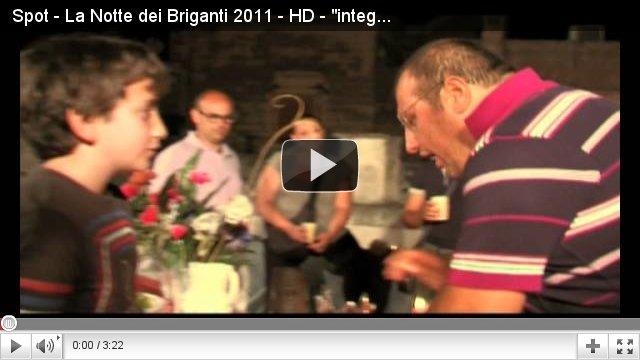 SPOT – La Notte dei Briganti 2011
