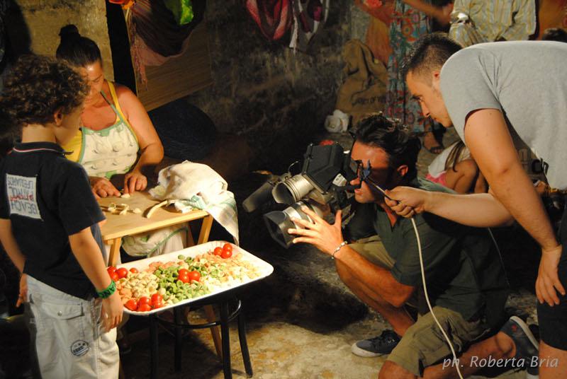 Spot per La Notte dei Briganti 2011