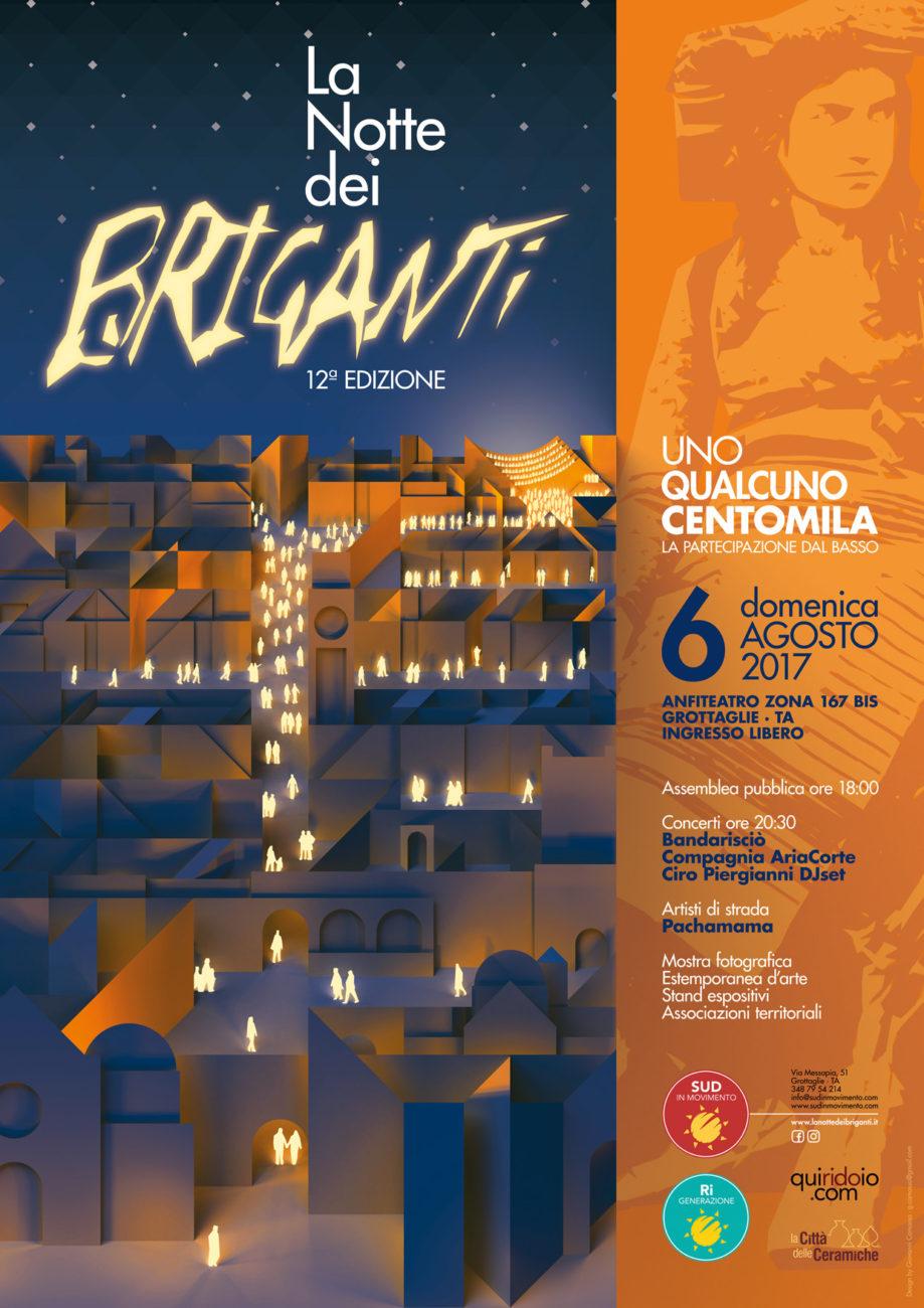 La Notte dei Briganti 2017